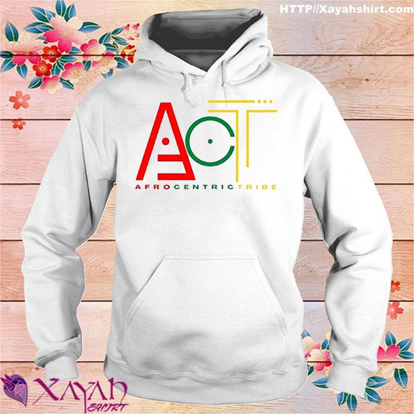 AOT Afrocentric Tribe hoodie