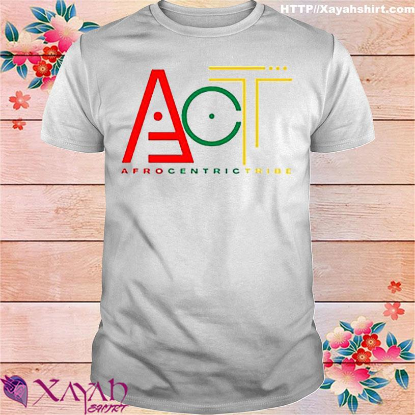 AOT Afrocentric Tribe shirt