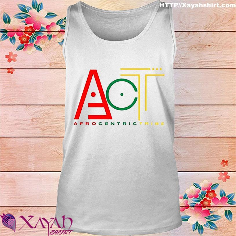AOT Afrocentric Tribe tank top