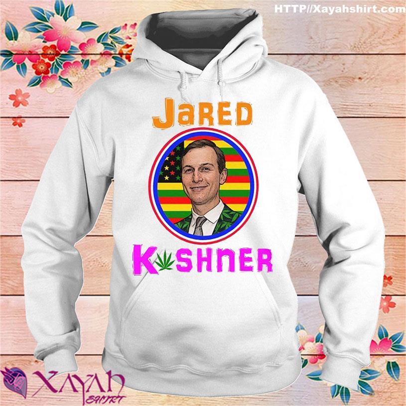 Jared Kushner Cannabis vintage hoodie