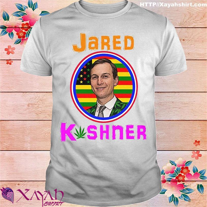 Jared Kushner Cannabis vintage shirt