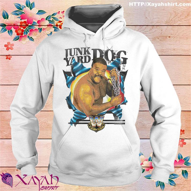 Junk Yard Dog Legends hoodie