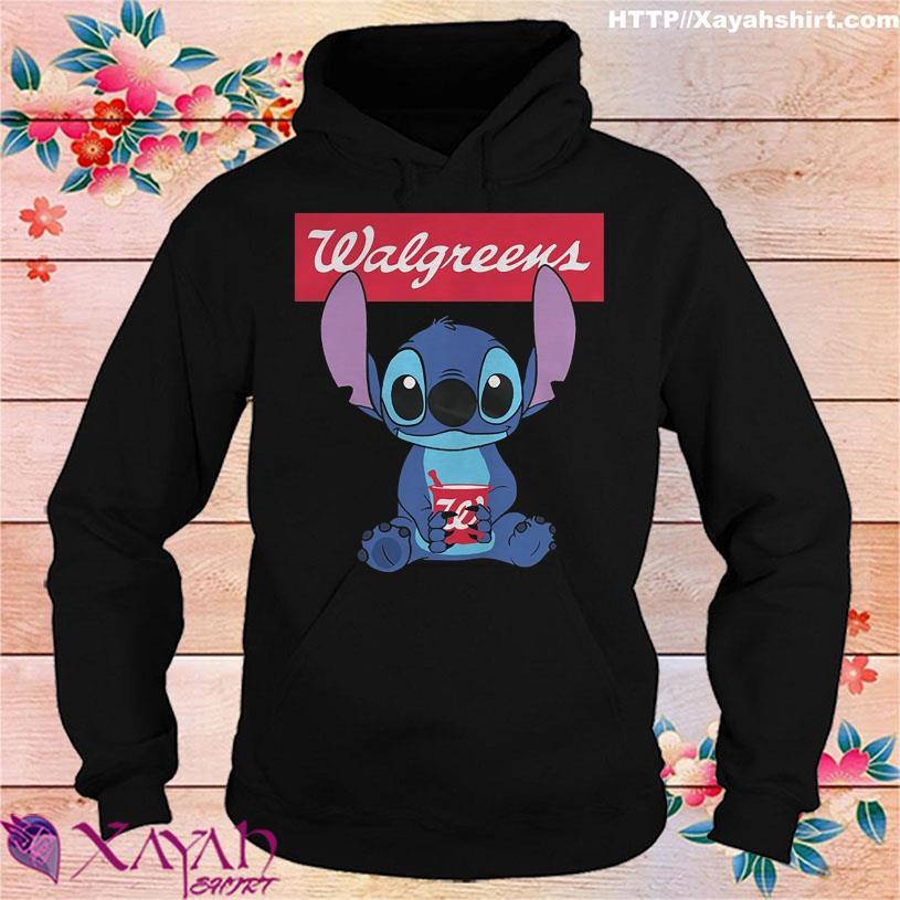 Trending Baby Stitch hug Walgreens hoodie