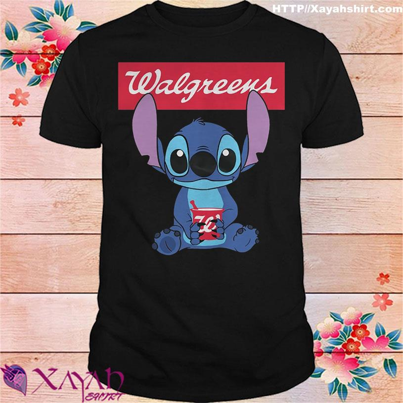 Trending Baby Stitch hug Walgreens shirt