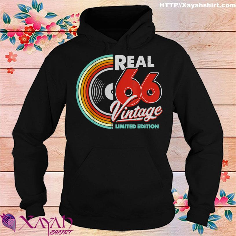 Vintage Made In 66 Being 55th Legends Shirt hoodie
