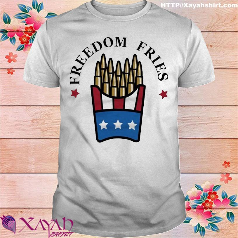 Official Freedom Fries Shirt