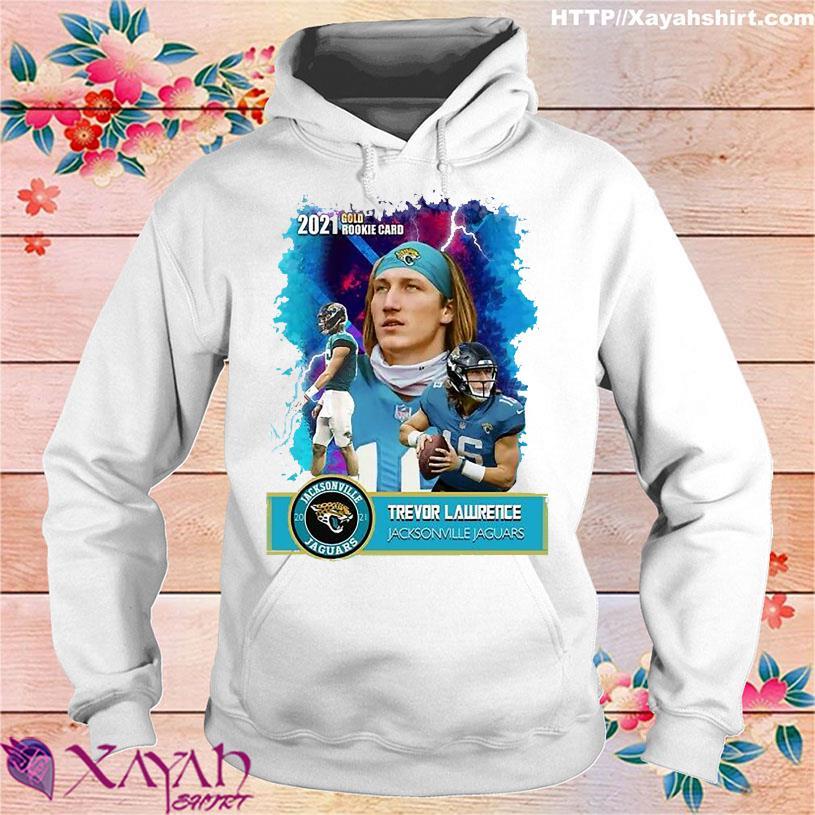 2021 Trevor Lawrence Jacksonville Jaguars Shirt hoodie