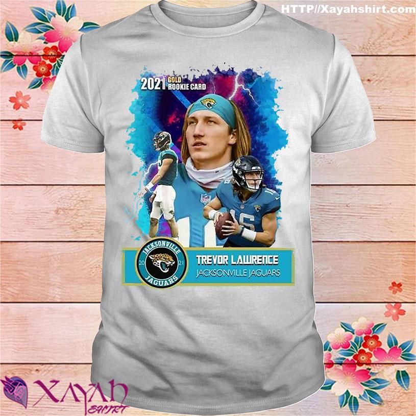 2021 Trevor Lawrence Jacksonville Jaguars Shirt