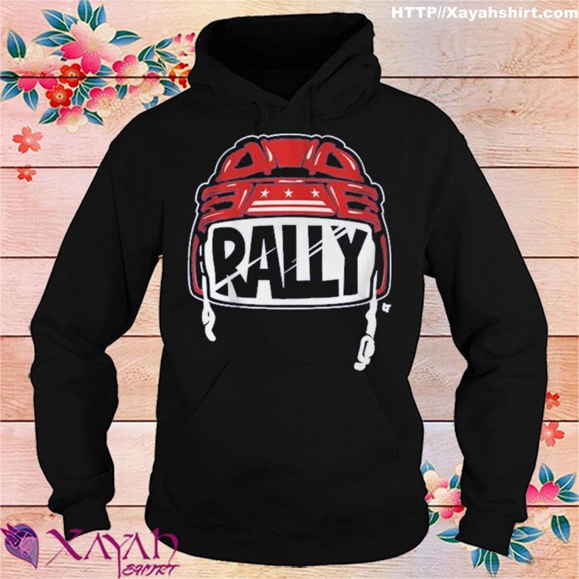RALLY HELMET Shirt hoodie