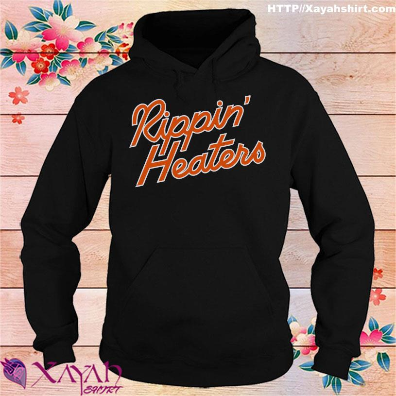 Rippin' Heaters hoodie