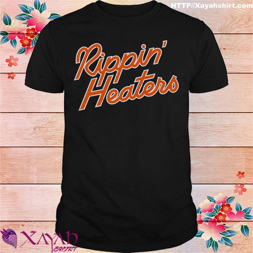Rippin' Heaters shirt