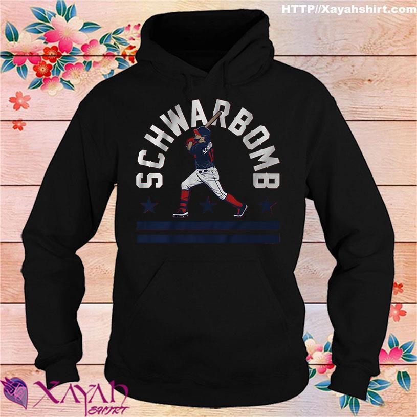 Schwarbomb Baseball hoodie