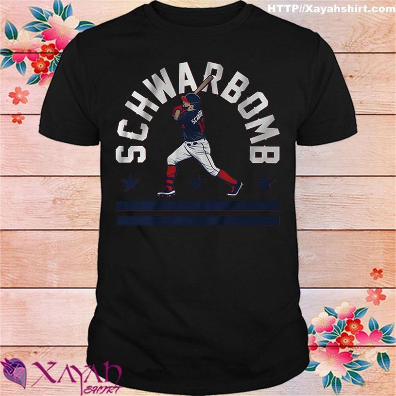Schwarbomb Baseball shirt