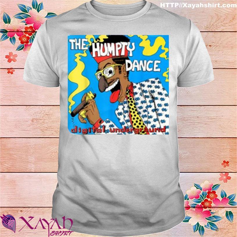 The Humpty Dance Shock Digital Underground Shirt