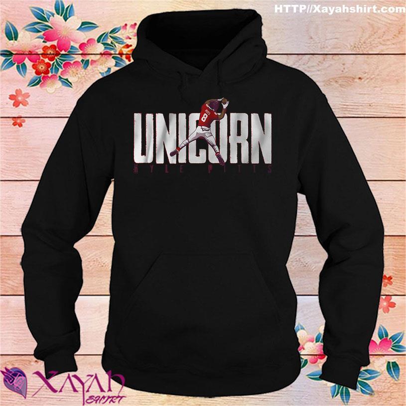Unicorn Kyle Pitts hoodie