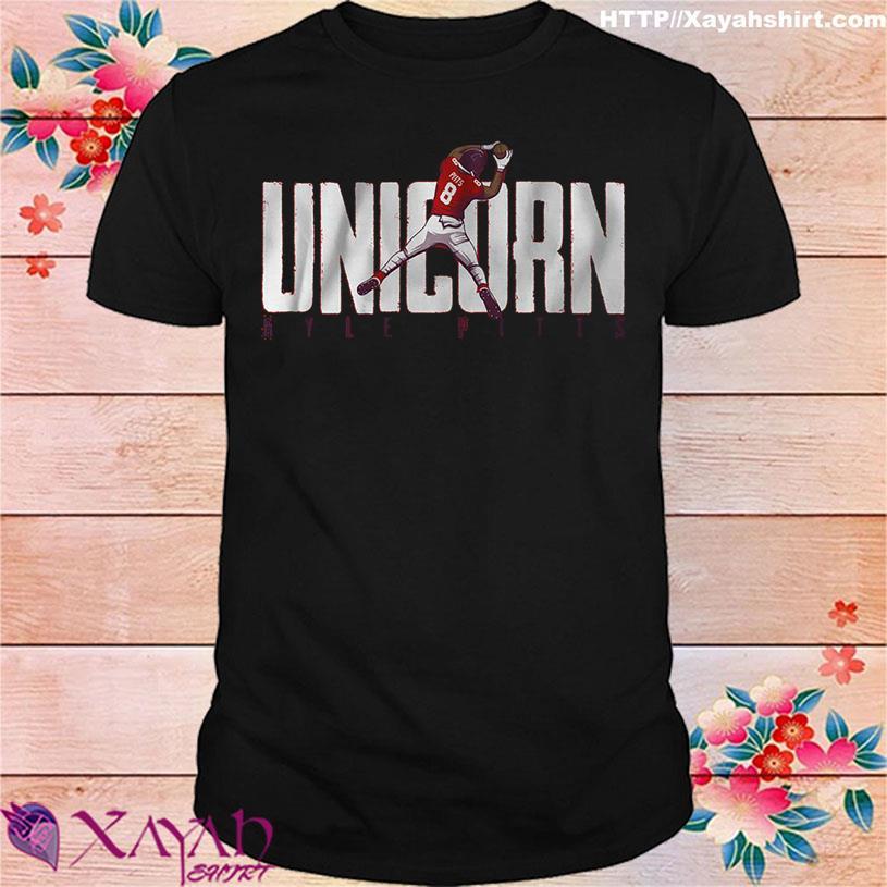 Unicorn Kyle Pitts shirt