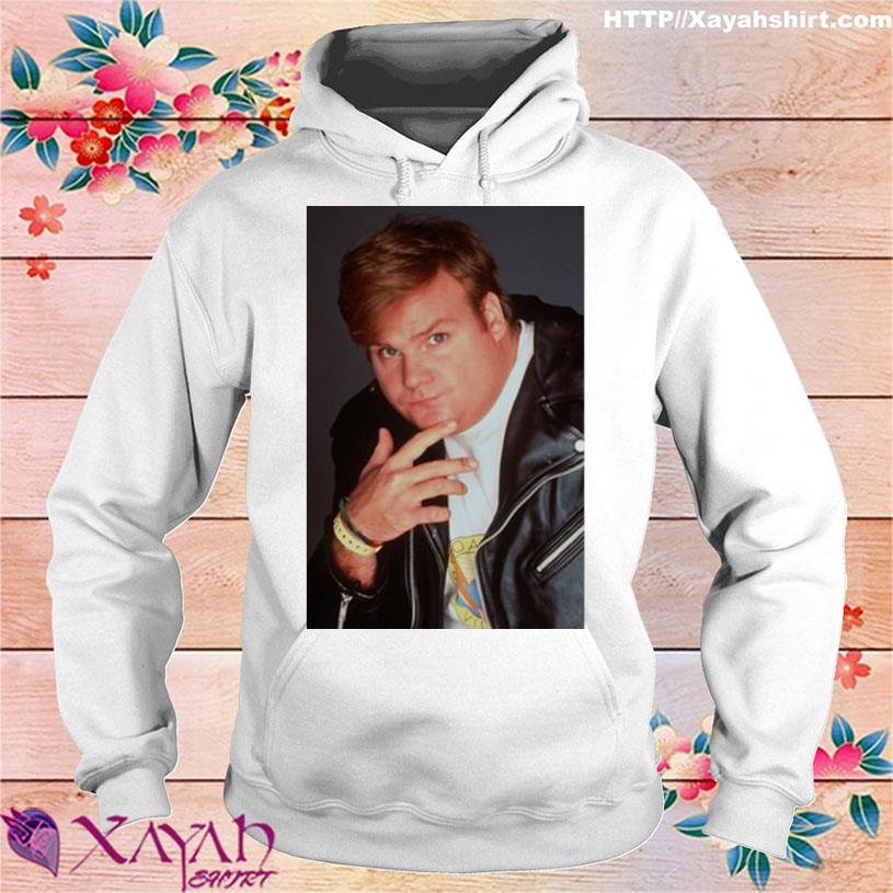 Chris Farley Shirt hoodie