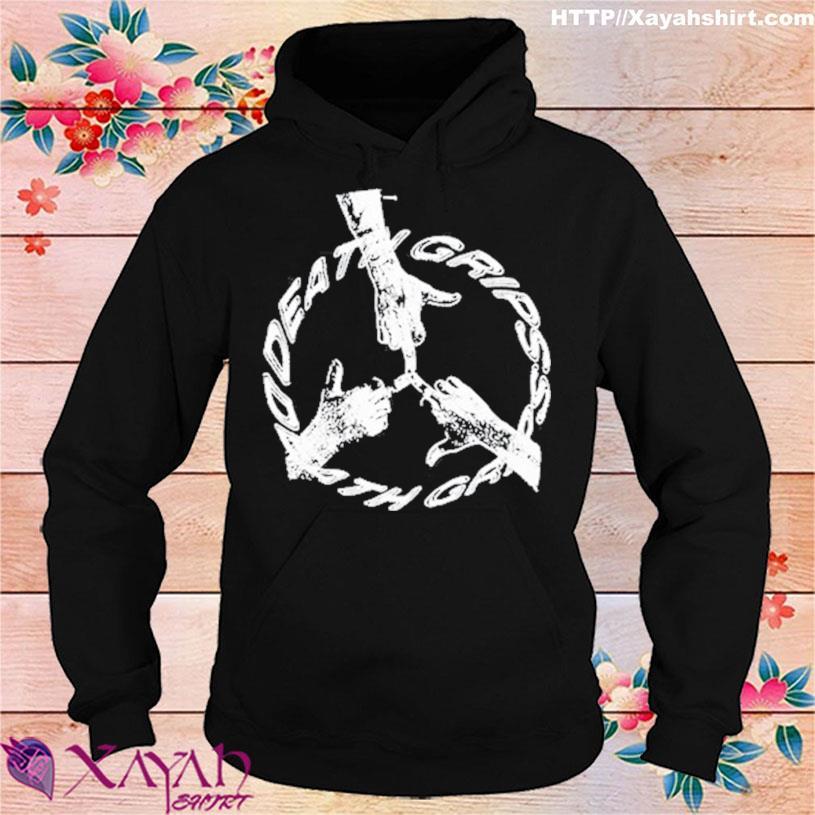 Death Grips Peace Black Shirt hoodie