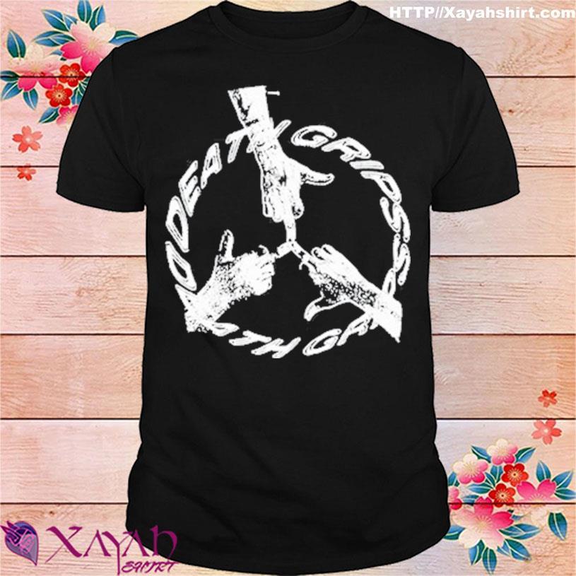Death Grips Peace Black Shirt