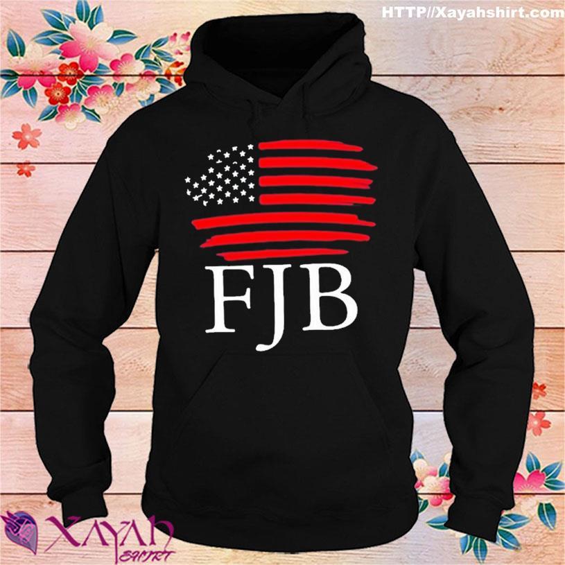 FJB Biden American Flag Shirt hoodie