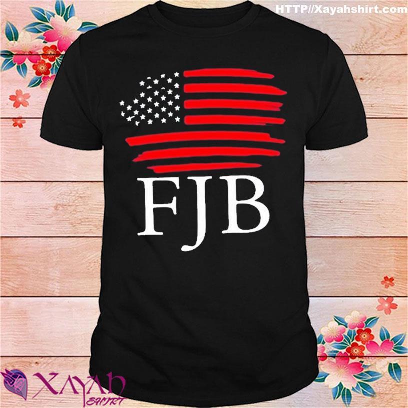 FJB Biden American Flag Shirt