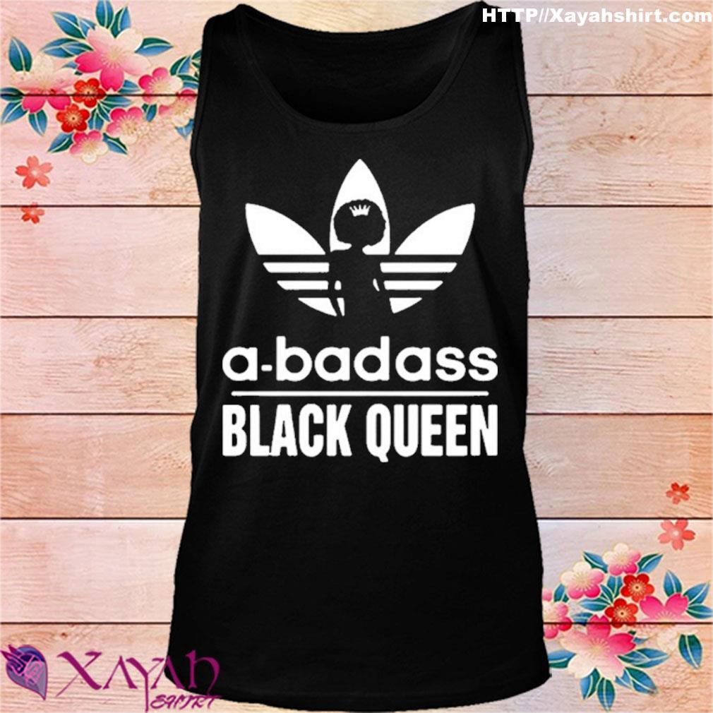 A Badass Black Queen Love 2020 Shirt tank top
