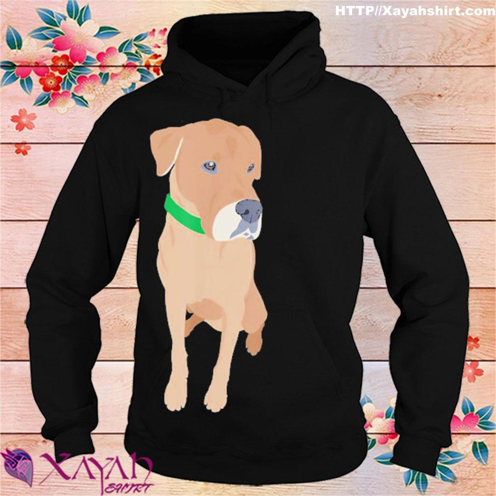 Buster the Labrador Retriever Dog Shirt hoodie