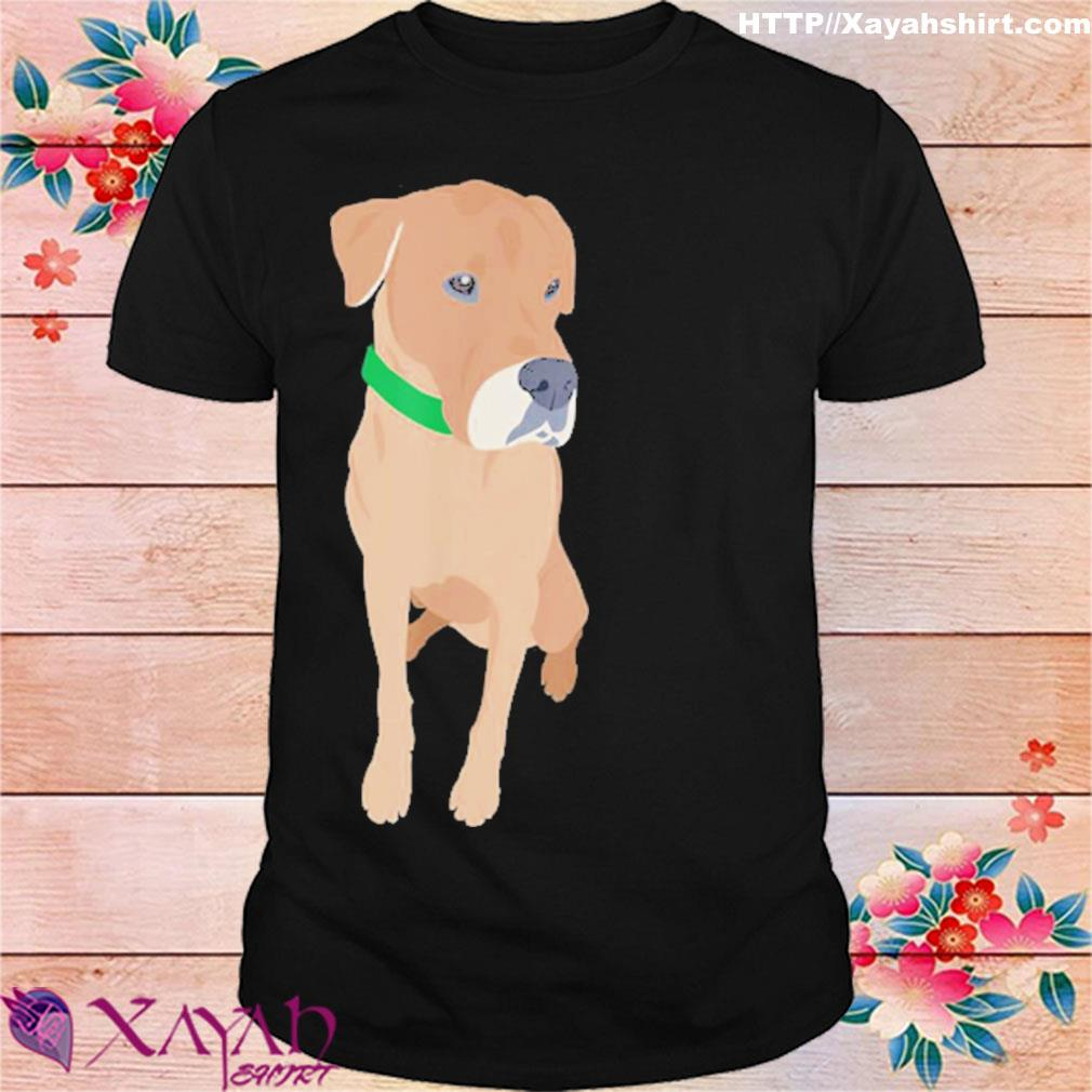 Buster the Labrador Retriever Dog Shirt