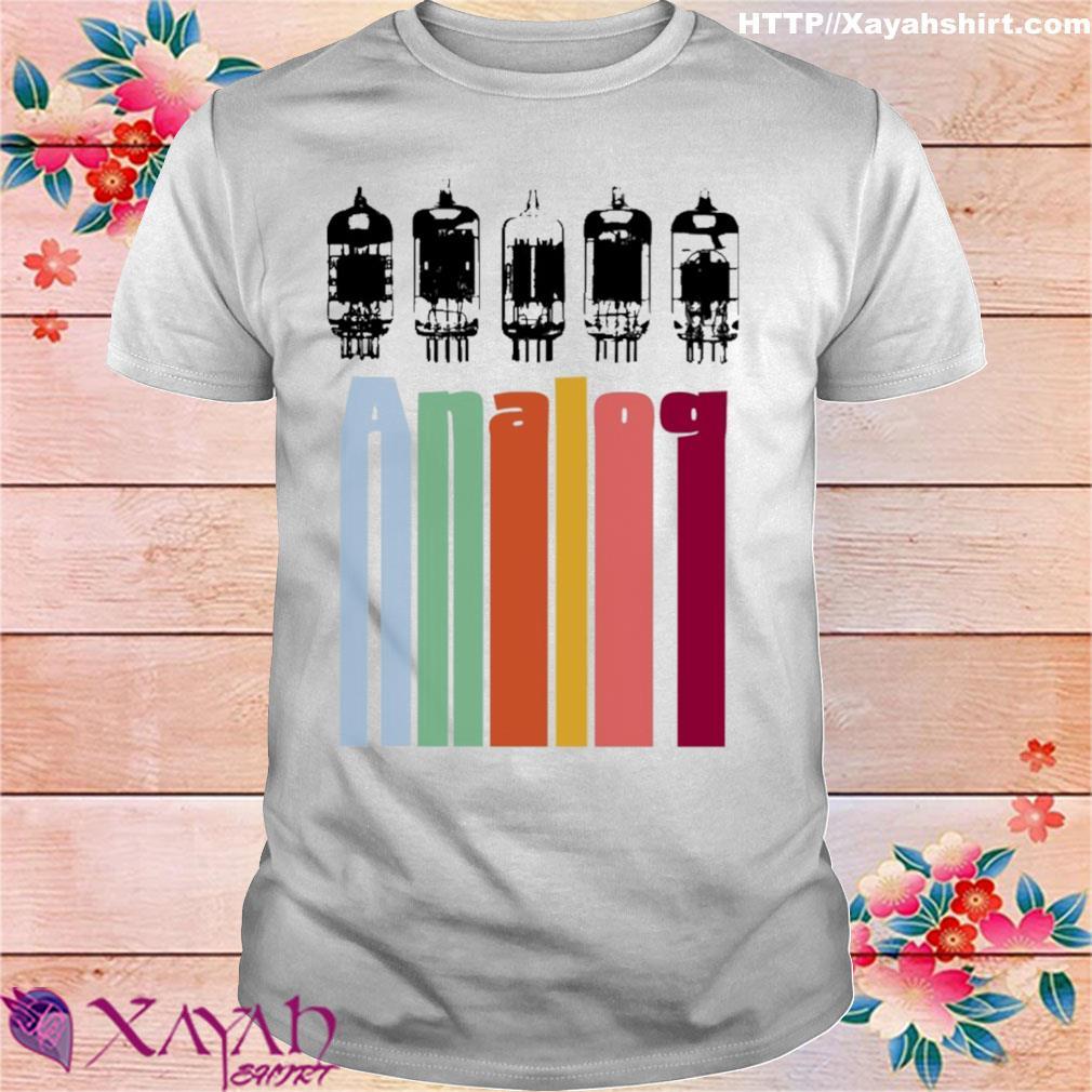Analog vintage shirt