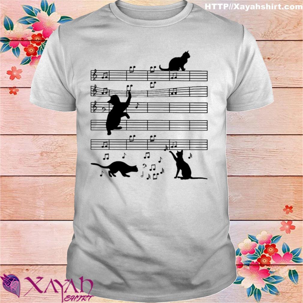 Black Cast music shirt