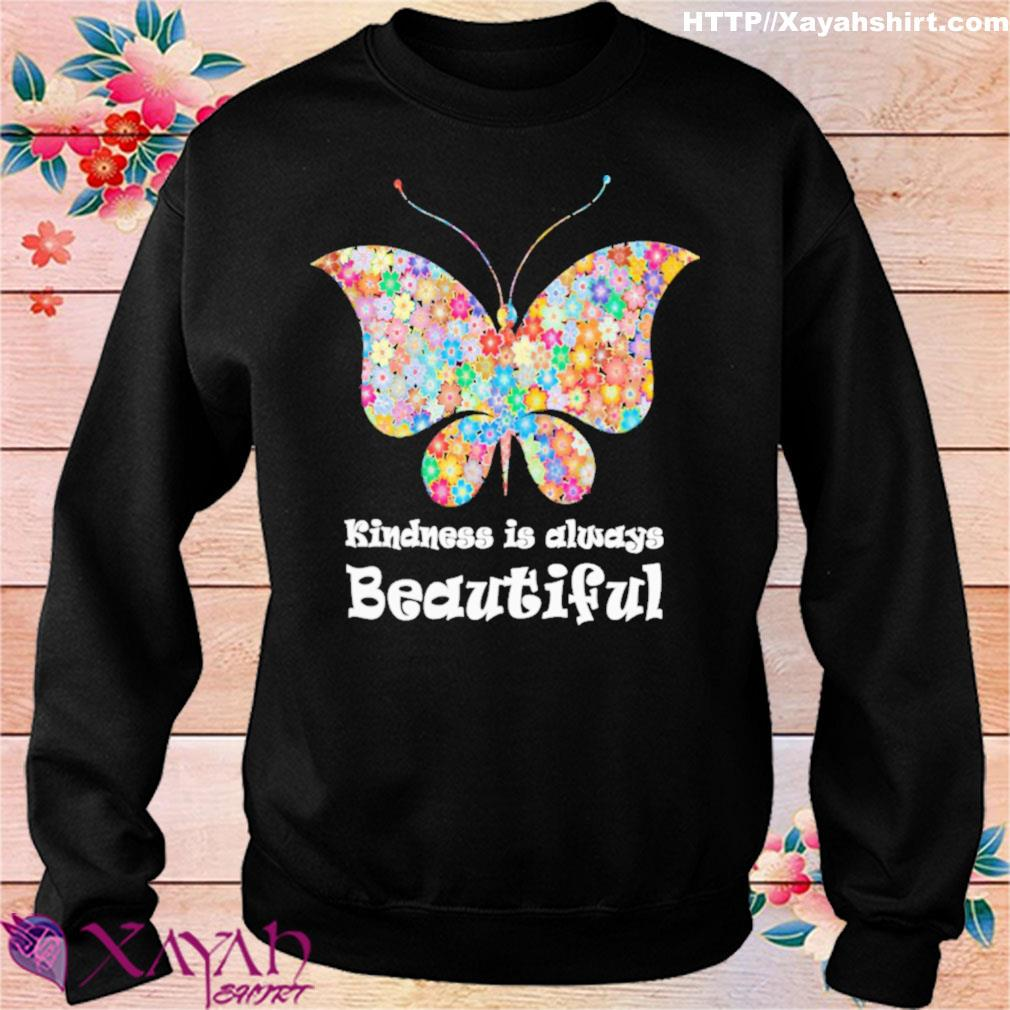 Butterfly Kindness is always beautiful s sweater