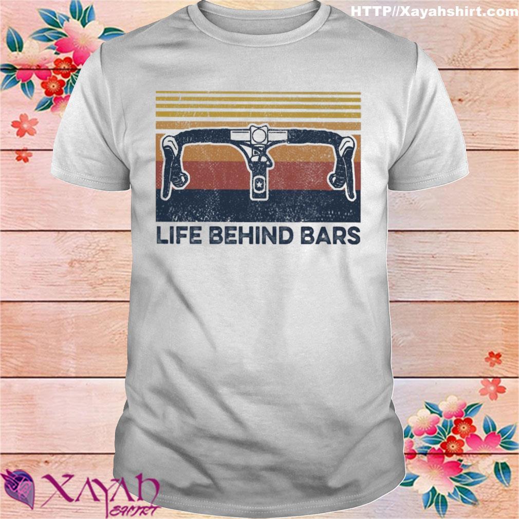 Life Behind Bars vintage shirt