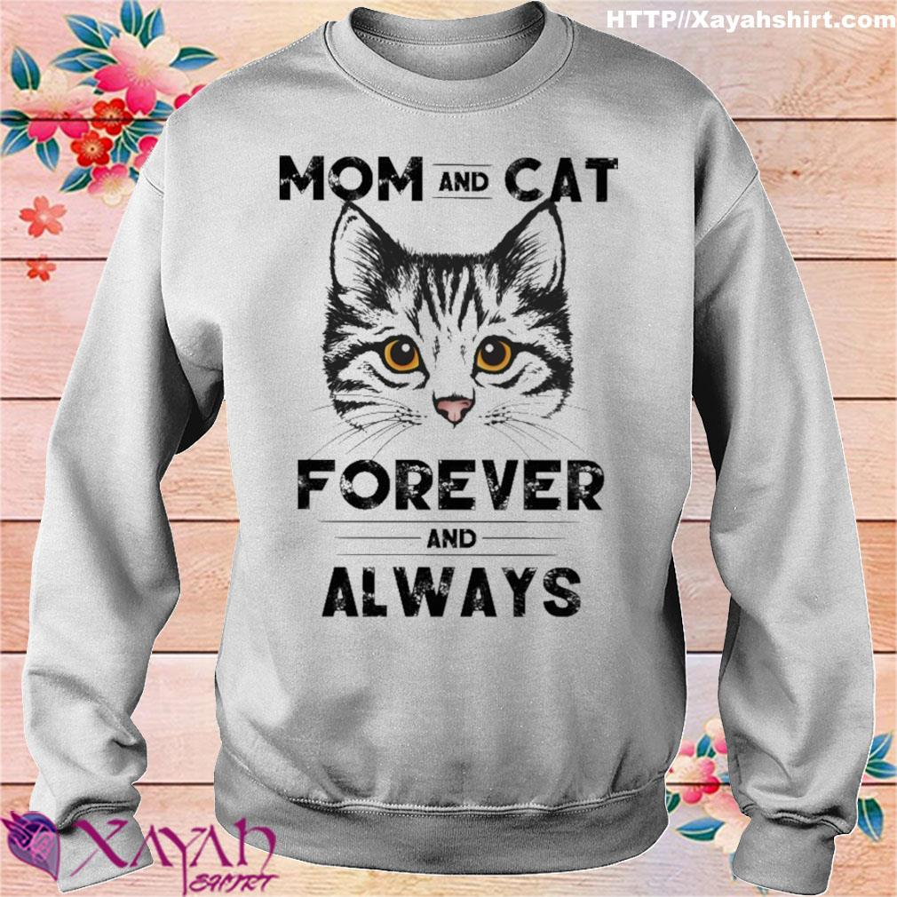 Mom and Cat forever and always s sweater