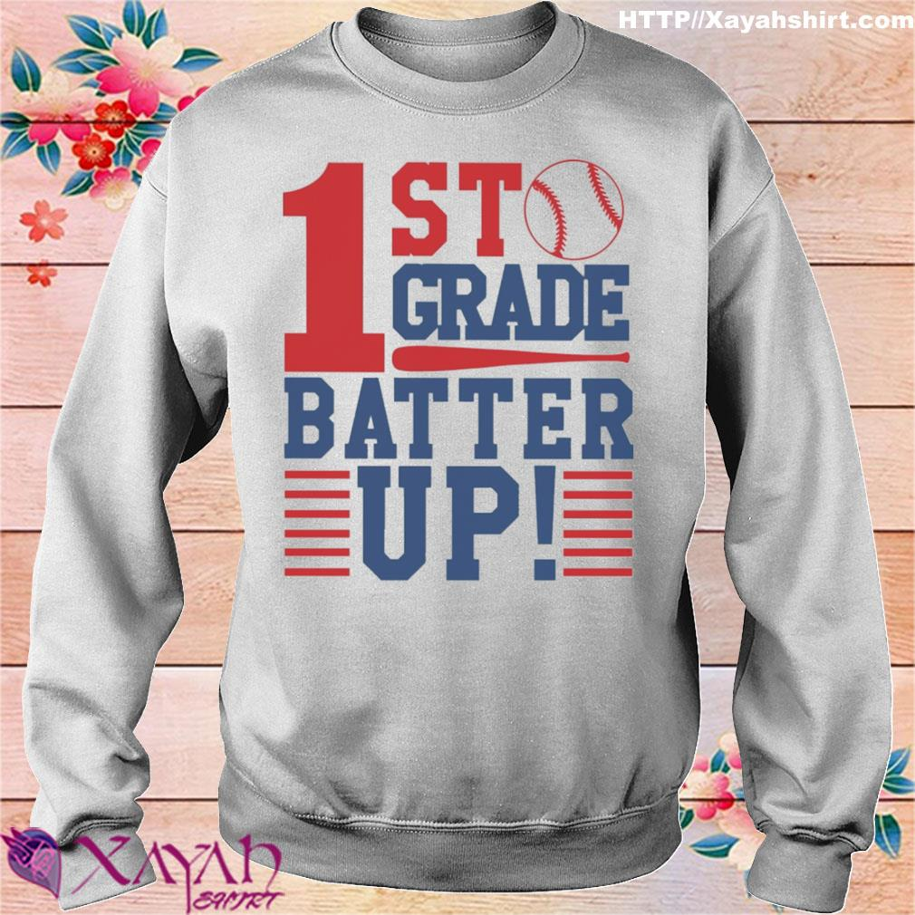 Tennis 1st Grade Batter up s sweater