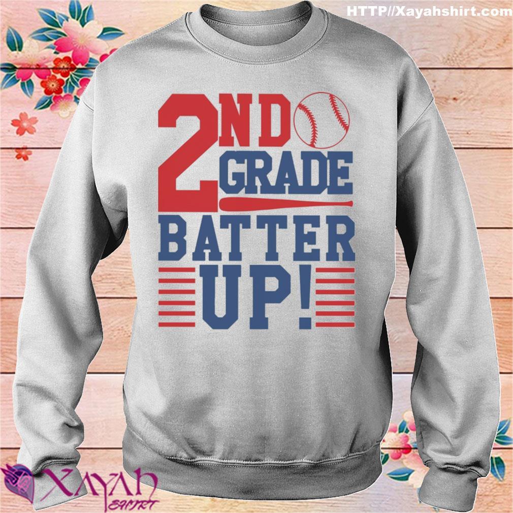 Tennis 2nd Grade Batter up s sweater