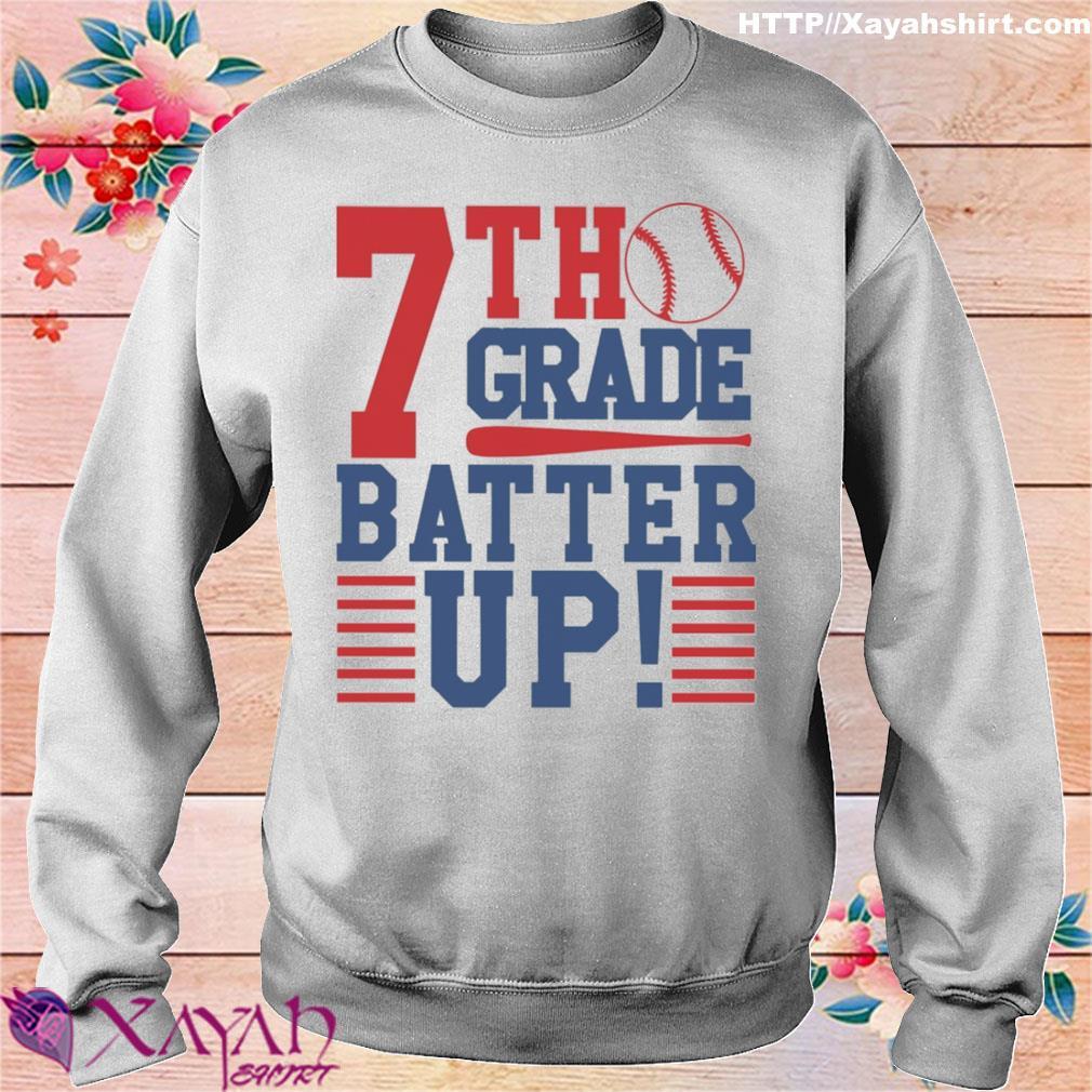 Tennis 7th Grade Batter up s sweater