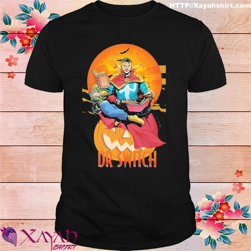Dr Switch Doctor Strange shirt
