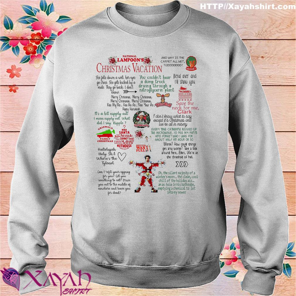 National Lampoon's christmas vacation s sweater
