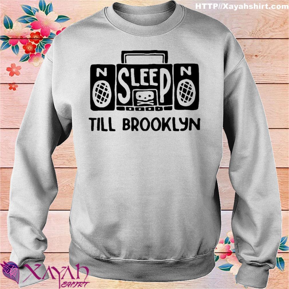Official Radio No Sleep Till Brooklyn Shirt sweater